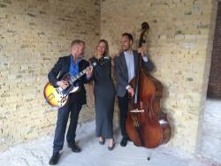 NEW York Sunday Jazz Trio - billede